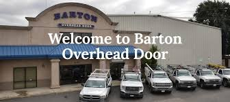 commercial and residential garage doors barton overhead door inc