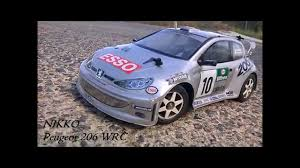 peugeot 206 rally nikko peugeot 206 wrc youtube