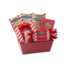 ghirardelli gift basket ghirardelli peppermint basket chocolate assortments
