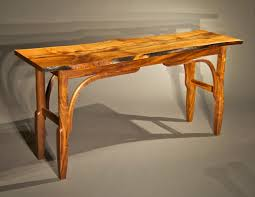 Sofa Table Handcrafted Furniture Geoffrey Warner Studio Part 4