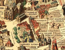 york city on map map of york city history map united kingdom maps and