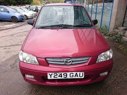mazda country used mazda demio hatchback 1 5 country casual limited edition 5dr