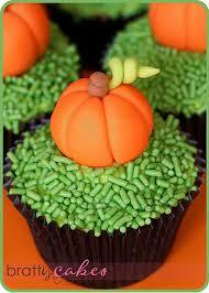 easy adorable thanksgiving cupcake decorating ideas cupcake