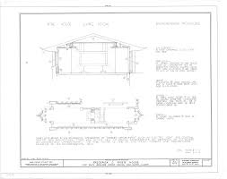 House Floor Plans With Dimensions by Outstanding Robie House Plan Gallery Best Image Engine Jairo Us