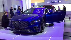 bentley singapore a look at the all new 2018 bentley continental gt youtube