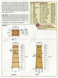 Bookshelf Wooden Plans by Best 20 Bookcase Plans Ideas On Pinterest Build A Bookcase