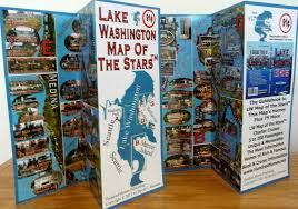Map Of The Stars Seattle Mansions Map Of The Stars U2013 Lake Washington