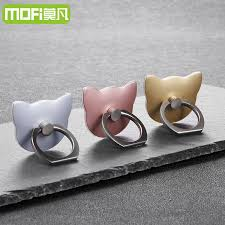 metal cat ring holder images Mofi cat ring holder universal phone finger ring holder mobile jpg