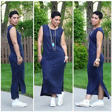 aliexpress com buy 2015 summer style casual loose side slit maxi