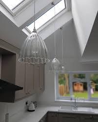 Pendant Lighting For Sloped Ceilings Install Pendant Lights On Sloping Ceiling