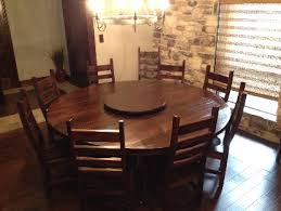 84 round dining table e g amish furniture houston tx customer photo s