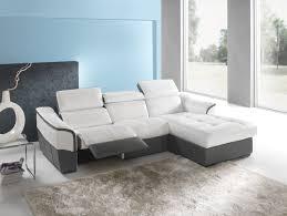 canape d angle relax electrique avec meuble en direct les canapés contemporains