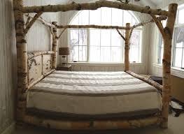 bedding pretty modern canopy bed frame interior design ideas for