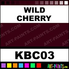 wild cherry kandy basecoats airbrush spray paints kbc03 wild