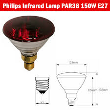 infrared heat lamp bulb lighting and ceiling fans