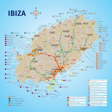 Mexico Resorts Map by Ibiza Resorts Map