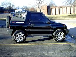 chevy tracker 2014 1997 geo tracker information and photos zombiedrive