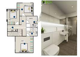 floor plan maker 2d floor plan maker for modern bathroom uk arch student
