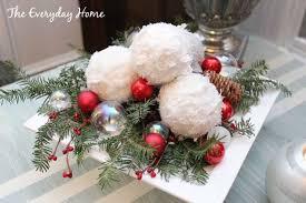 how to make snowball ornaments hometalk