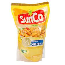 Minyak Sunco 1 Liter goreng sunco 2 liter refill