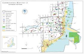 Miami City Map by Donna Milo Honesty And Experience Working For Miamis Future