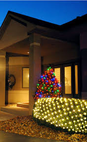 christmas lights mesmerizing led net lights lowes led net