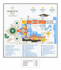 Map Of Punta Cana Iberostar Grand Hotel Bavaro Adults Only All Inclusive Iberostar