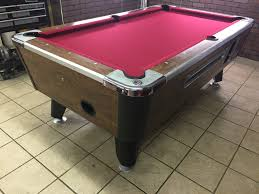 used valley pool table table 040417 valley used coin operated pool table used coin
