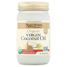 spectrum naturals expeller pressed organic virgin coconut oil 14