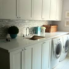Teal Powder Room Bm Simply White Laundry Room Cabinets Teal Accents Walls Sarah
