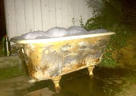 Yellow Bathtub Outdoor Bathtub Among The Stars Recipe The Bathtub Diva Bath
