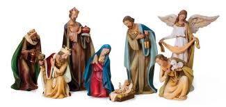 nativity sets ceramic nativity set 12 1 2 inch from catholic faith store 12 5
