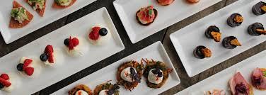 sur le canap ou dans le canap canape catering canape caterers humdingers