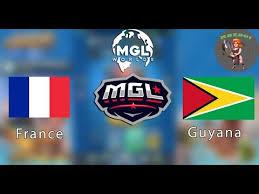 france vs guyana mgl worlds clash royale youtube