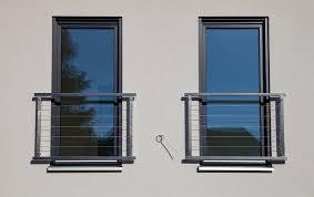 franzã sischer balkon edelstahl absturzsicherung fenster nach maß französische balkone