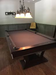 brunswick mission pool table 50 best brunswick pool table installs images on pinterest