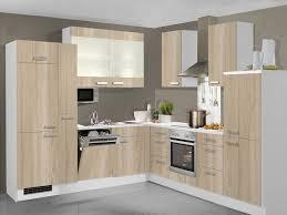 vorratsschrank küche pino küche pn100 in sonoma eiche inkl vorratsschrank küchenexperte