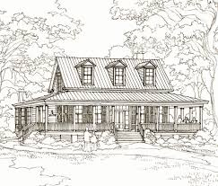 Price To Draw Original Home Floor Plan 1870 Sq Feet I Tideland Haven Historical Concepts Llc Southern Living House