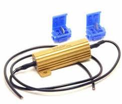 load resistors for led lights led light bulb load resistor kit buff truck outfitters