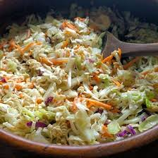 thanksgiving is more delicious with this easy japanese coleslaw