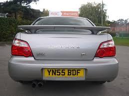 silver subaru used 2005 subaru impreza 2 0 turbo awd wrx in silver all original