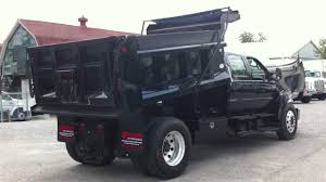 Ford F350 Dump Truck Gvw - 2008 ford f 650 crew cab xlt for sale youtube