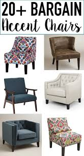 Accent Chairs Best Sources For Affordable Accent Chairs Designertrapped