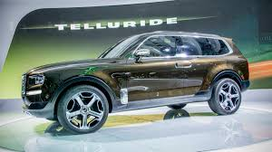 suv kia 2017 kia telluride concept is a luxury suv you didn u0027t expect autoweek