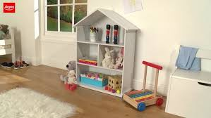 How To Make A Dollhouse Out Of A Bookcase Buy Collection Mia Dolls House Bookcase White At Argos Co Uk