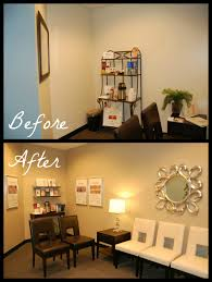 renewed spaces redesigning a medical office waiting room