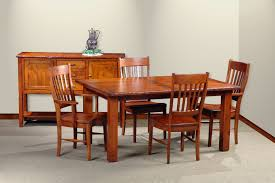solid wood dining room tables dining room mary jane u0027s solid oak furniture