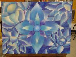 cubism flower painting cubist painting fractured lotus mandala by mrmadhatter45 on