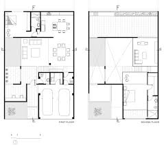 architects house plans gallery of cereza house warm architects 15
