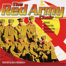 army photo album the army choir directed by boris alexandrov the army